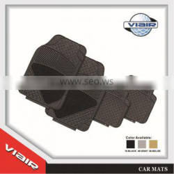 plastic mat in softextile and anti-fatigue car floor mat