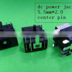 2.0mm dc power jack for Acer