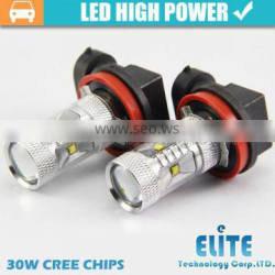 Good quality color temperature changing amber/white/red led car light bulbs
