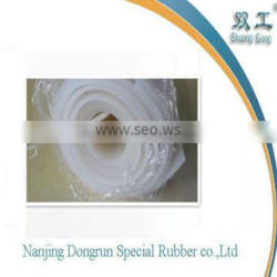 1.25dencity translucent silicon rubber sheet