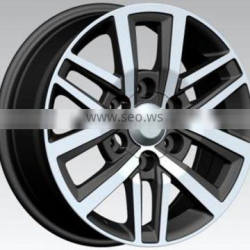 4X4 new design plastic cap alloy rim