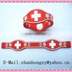 custom slap bracelets made in China factory direct prices