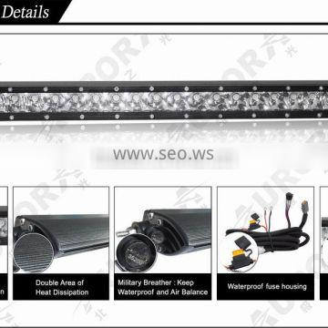Excellent AUTO part 30inch single row led light bar offroad car