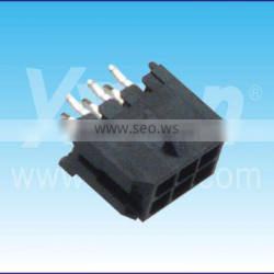 MX 3.0mm pitch 3pin dual row Wafer&Housing connector