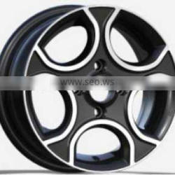China wholesale alloy wheels 4x100 wheels rims for KIAs Picanto wheels