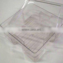 Vacuum forming blister tray