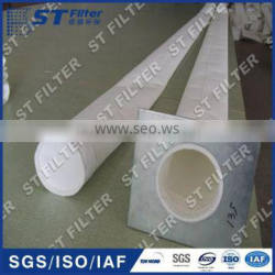 Dia130*4200mm,Polyester filter bag,cement industry bag filters