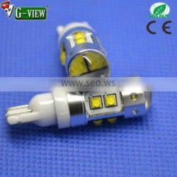 factory price w5w led car light license plate t10 194 lamp