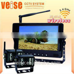 9inch Digital Wireless Rear View Camera System