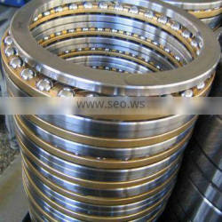 280mm Bore Diameter Thrust Ball Bearings 51156 with Sizes 280*350*53mm
