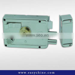 Chromium White Rim Latch Locks