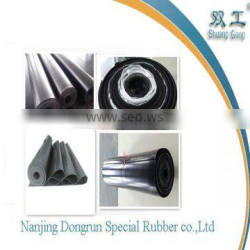 50 ShoreA black EPDM rubber sheet