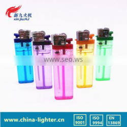 chinese manufacture BIC flint flame lighter/disporable top quality mixed color lighter