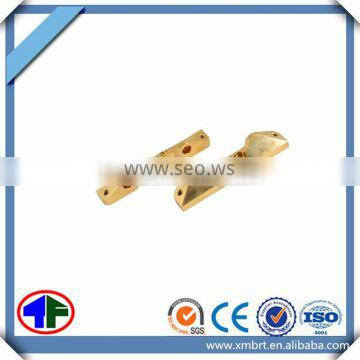 Custom made 6061 aluminum parts with fast delivery