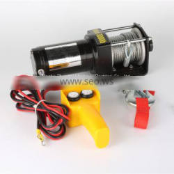 ATV Electric Winch 3000LB DC12V/24V