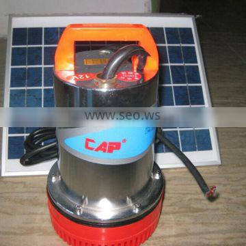 submersible solar water pump for agriculture 12v