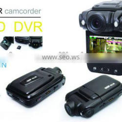 2.8 Inch Separated HD 720P Car DVR with rear camera RLDV-801
