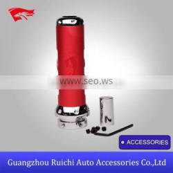 China Supplier New Simple Style Red Aluminum Gear Shift Knobs