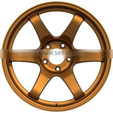 Popular Silver White aftermarket small alloy wheel 20 inch