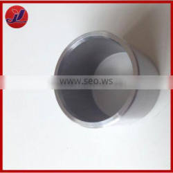 304 stainless steel bearing spacer for made from seamless tube