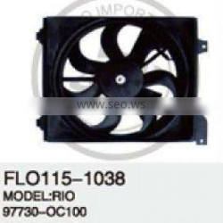fan series of rio auto condenser fan