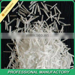Hot sell 3/4/5 mm PP resin Thermoplastic chopped strands glassfiber