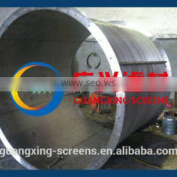 wedge wire rotary drum screen for sugar industry