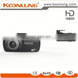 best selling dual lens 1080p portable car recorder car dvr camera