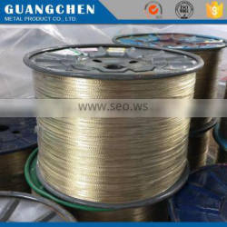 7*12 copper wire rope 2.6MM