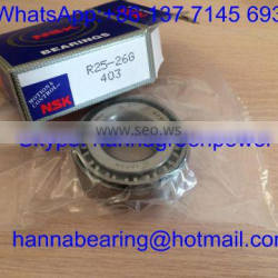 R25-26G / R25/26G / R25-26 Automotive Tapered Roller Bearing 25*52*20.5mm
