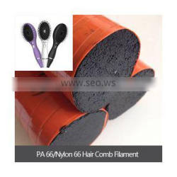 NYLON 66 /PA 66 BLACK COLOR FILAMENT FOR COMB / HAIR BRUSH BRUSH FILAMENT