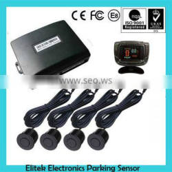 Car Reverse Aid Parking Sensor VFD Digital Output