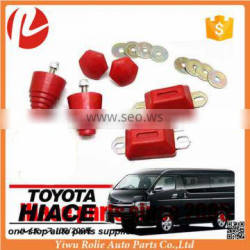 Hiace shock absorber toyota hiace accessories bushing