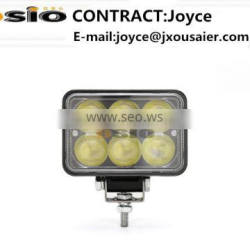 3 inch Square LED Fog Light New Product Sealed Beam Light with Lens