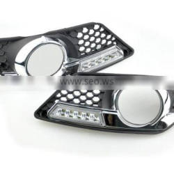 E4 Car Accessories for Mercedes W204 led DRL led daytime running light