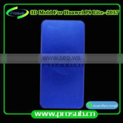 3D heat transfer smartphone casealuminum injection mould for Prosub-Huawei P8 Lite-2017