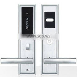 Factory supply rf card operated lock with free software(2014 new design)