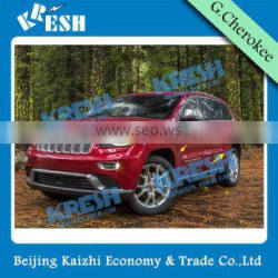 Popular in the market summit front bumper kit for jeep grand cherokee TEO material