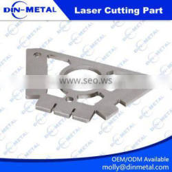 High Precision Sheet Metal CNC Laser cutting Parts Service