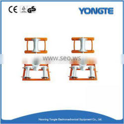 Steel Cable Corner Roller Cable Pulley