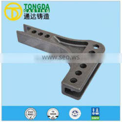 TS16949 investment casting OEM Trailer Casting