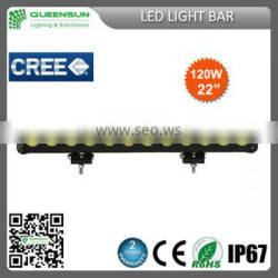 Direct factory price 22inch 120W Cree LED light bar