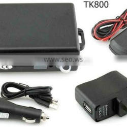 TK800 waterproof over speed alarm Long Working Hour GSM GPRS GPS car tracker