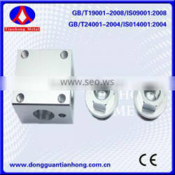 Stainless steel CNC turning precision machined products