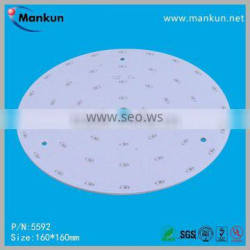 China hot selling Round aluminum led plate ,aluminum pcb for led lighting,lamp ,ceiling lights
