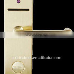 hotel magnetic card lock,hotel key card lock,keyless hotel lock