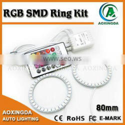 multi-color SMD angel eye with control box