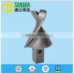 ISO9001 TS16949 Certified OEM Casting Parts High Quality Mining Wear Parts