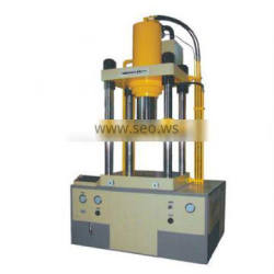 600T 4 Column Deep Drawing Hydraulic Press for Metal Cover of Electric Motor