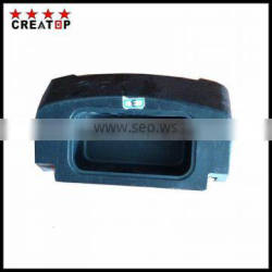 Black injection plastic products